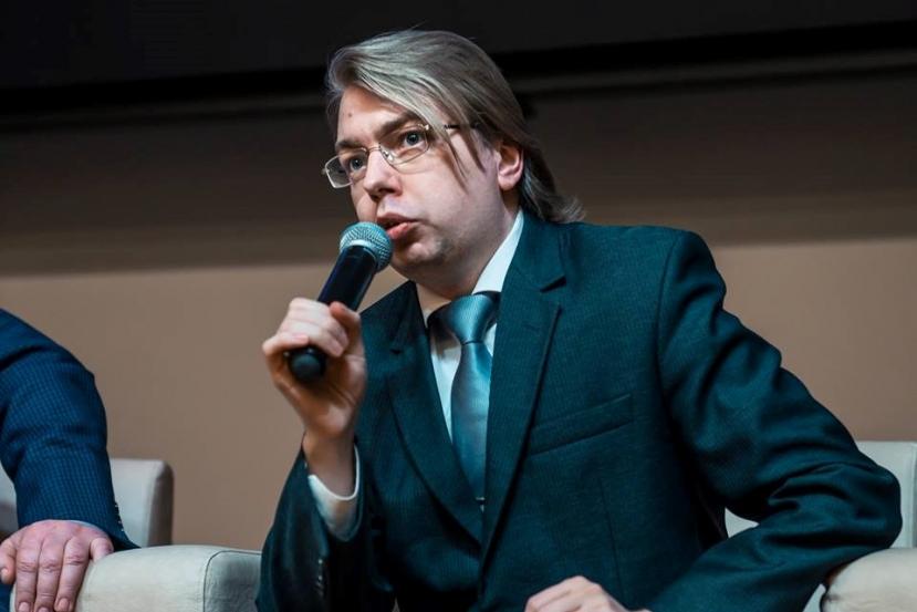 Александр Носович: Зеленский - такой же продукт коммуникативной революции, как Трамп в США